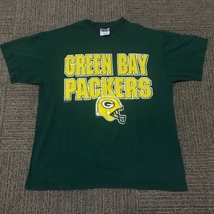 Vintage 1996 Green Bay Packers Tee